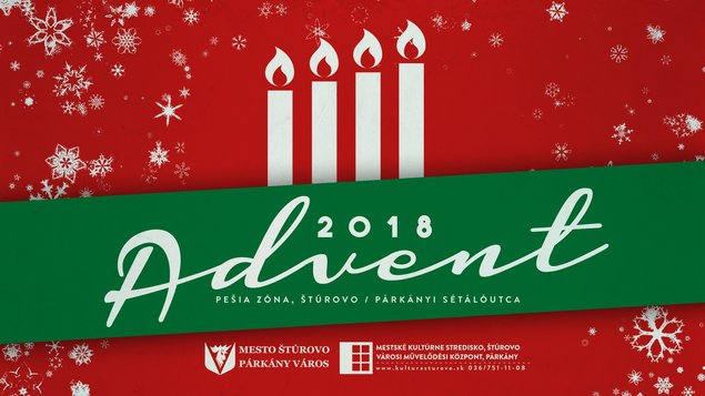 Slávnostné zapálenie III. adventnej sviečky, 16.12.2018