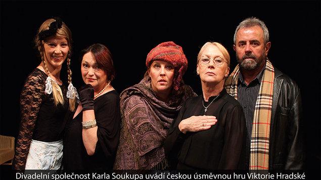 COMMEDIA FINITA - divadelní představení