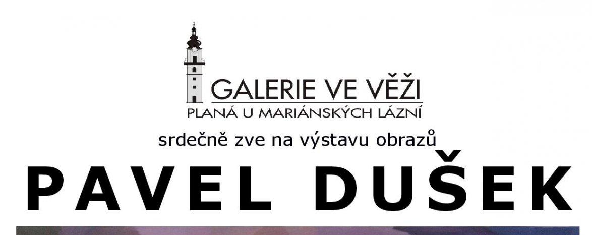 PAVEL DUŠEK - ŽIVÁ PLATFORMA, 27. 4. - 19. 6.