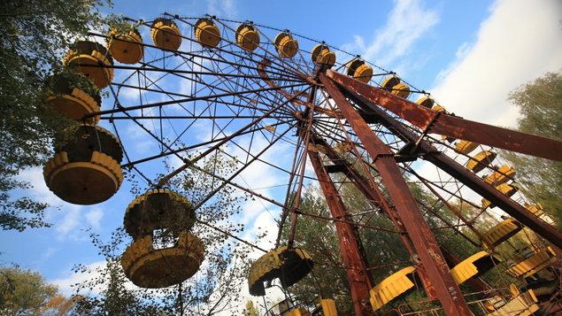 Černobyl - spící peklo - NOVÝ TERMÍN