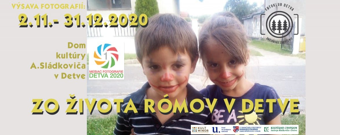 Zo života Rómov v Detve (od 2.11. do 31.12. 2020)