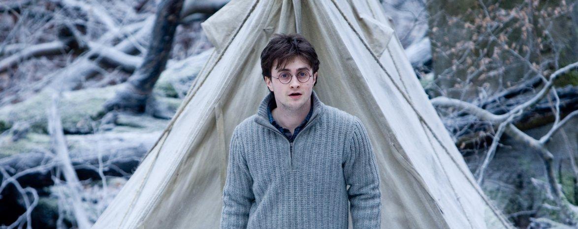 Harry Potter maratón