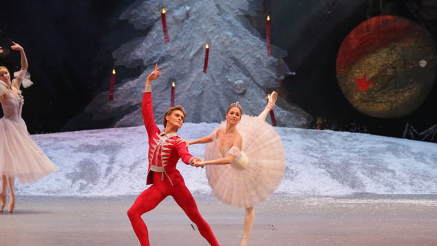Louskáček (Bolšoj balet)  + živý baletní bonus