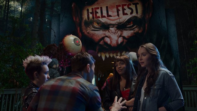 2a4aeb52502 Hell Fest  Park hrůzy – program a vstupenky online