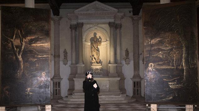 Tintoretto - rebel z Benátek (Moje kino LIVE)