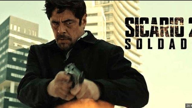 Sicario 2 : Soldado