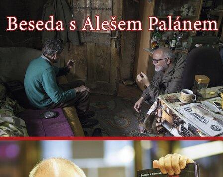 Beseda s Alešem Palánem