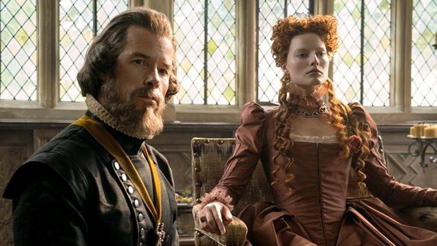 Marie, královna skotská / Mary Queen of Scots