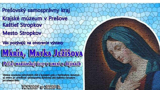 Mária, Matka Ježišova
