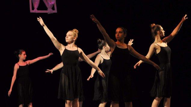 Tanec, tanec...