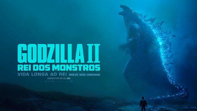Godzilla II: Kráľ monštier