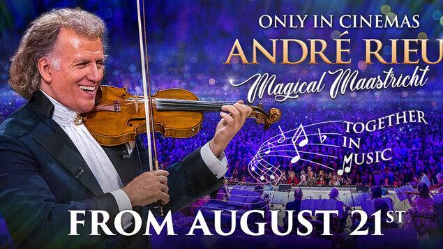 André Rieu: Magický Maastricht