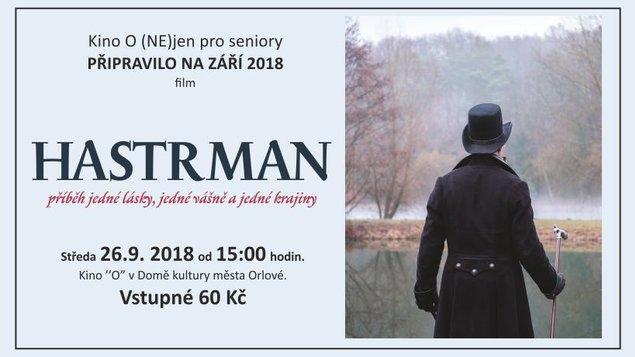 Hastrman - Kino O (NE)JEN pro seniory