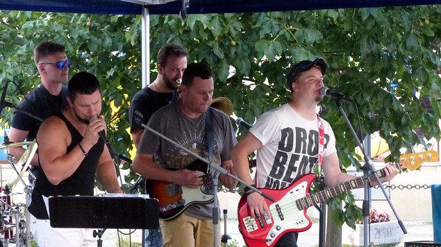 Šufunky gang relapse (funk-rockový koncert)