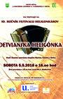 DETVIANSKA HELIGÓNKA