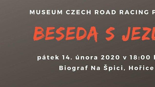 Unikátní beseda s motocyklovými jezdci: Do kina zamíří Salač, Pešek..