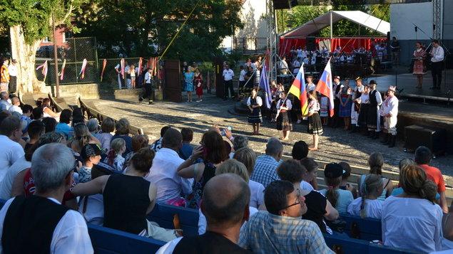XXII. Novohradský Folklórny Festival - Galakoncert