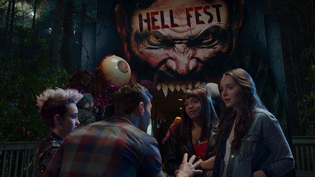 Hell Fest: Park hrůzy - DĚSIVÉ VEČERY ZA 90 KČ