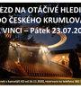 Zájezd na Otáčivé hlediště do Českého Krumlova v roce 2021 - Da Vinci