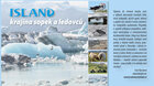Cestovateská přednáška Saši Ryvolové – Island, krajina sopek a ledovců