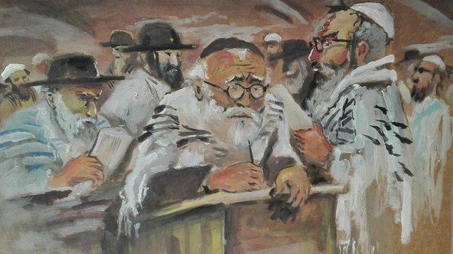Josef Miklas - výstava obrazů