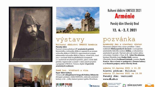 Kulturní dědictví UNESCO Arménie