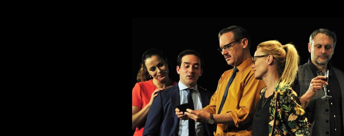 Šťastný vyvolený - divadelní představení je součástí mimořádného PŘEDPLATNÉHO Zima 2021 a jaro 2022