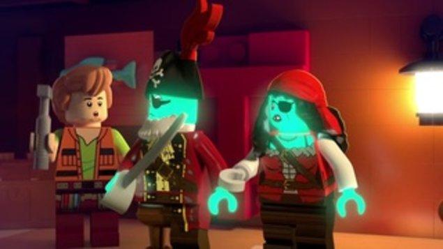 Lego Scooby Doo: Pripad piratskeho pokladu