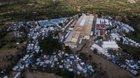 Materiální sbírka pro děti v uprchlickém táboře na Chiu