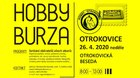 Hobby burza * NOVÝ TERMÍN 12. 7. 2020 *