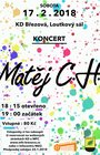 Matěj C.H. - koncert