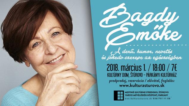 Beseda s Emőke Bagdy, 01.03.2018