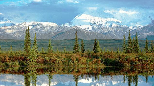 Martin Loew: Aljaška - divočina zlatého severu