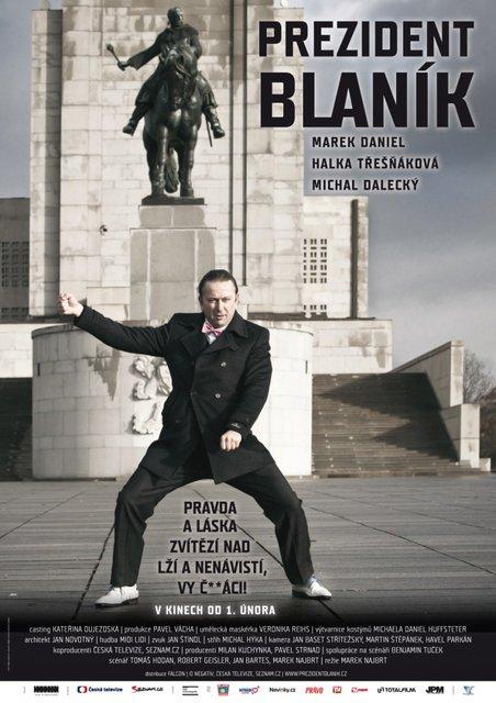 KINO: Prezident Blaník