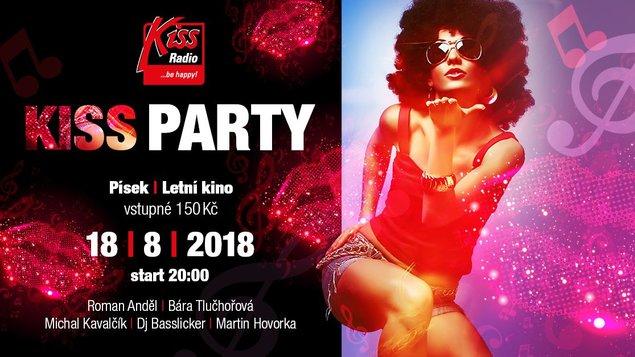 KISSPÁRTY LIVE 2018