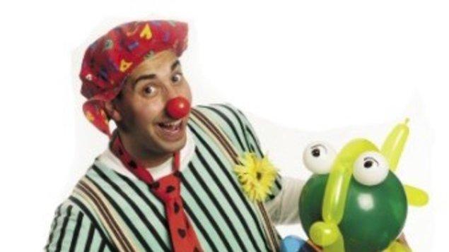 Kouzelný MAXI karneval s klaunem Ferdou