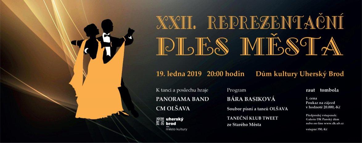 XXII. Reprezentační ples města