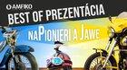 Best Of Prezentácia: Na pionieri a Jawe s Marekom Slobodníkom