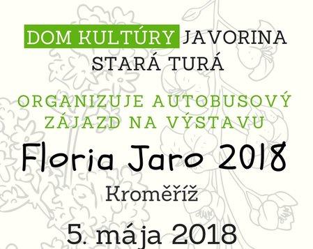 Floria Jaro 2018 Kroměříž