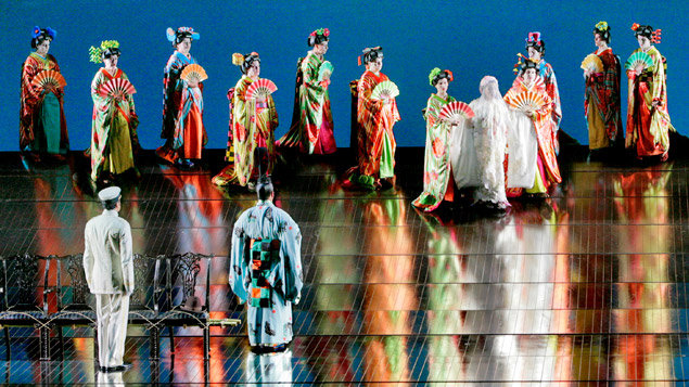 MADAME BUTTERFLY | G. Puccini