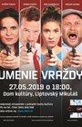 UMENIE VRAŽDY - divadelná komédia