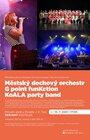 Městský dechový orchestr / g point funKction / KoALA party band