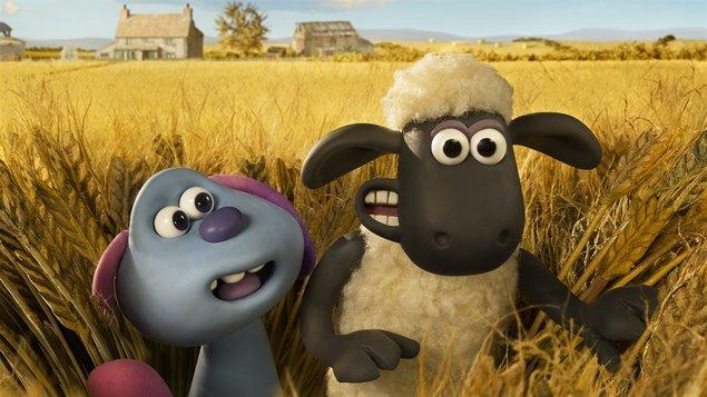 Ovečka Shaun ve filmu: Farmageddon (#VašeKino)