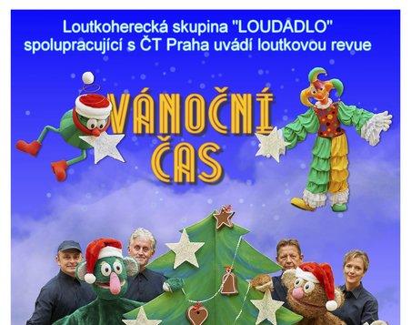 Jů a Hele - Vánoční čas - Loutková revue