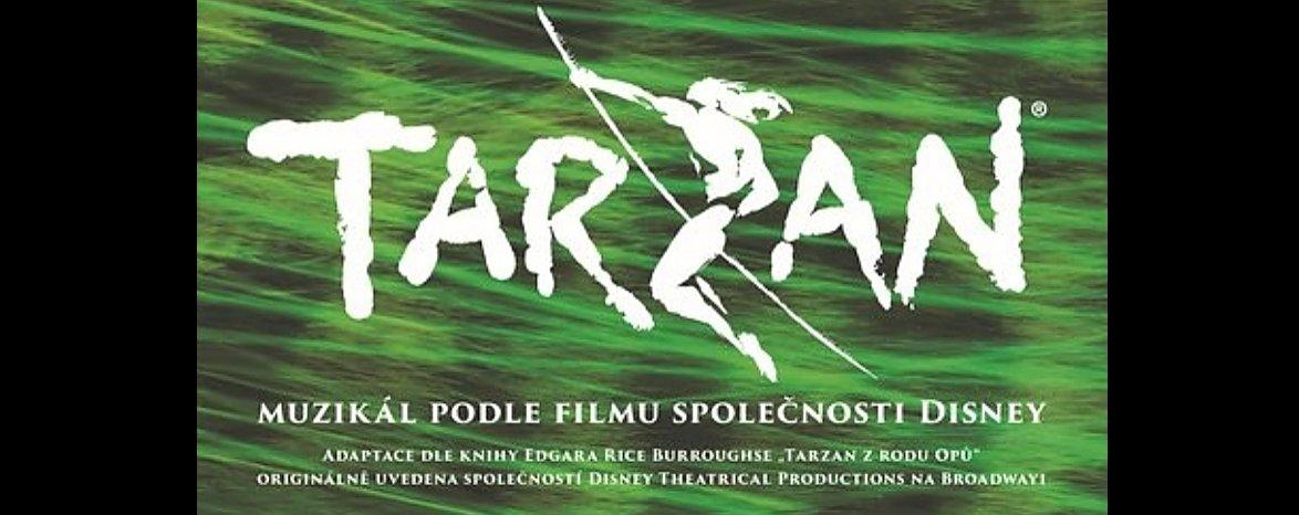 Adventní výlet do Prahy s návštěvou muzikálu Tarzan