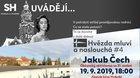 Hvězda mluví a naslouchá: Jakub Čech