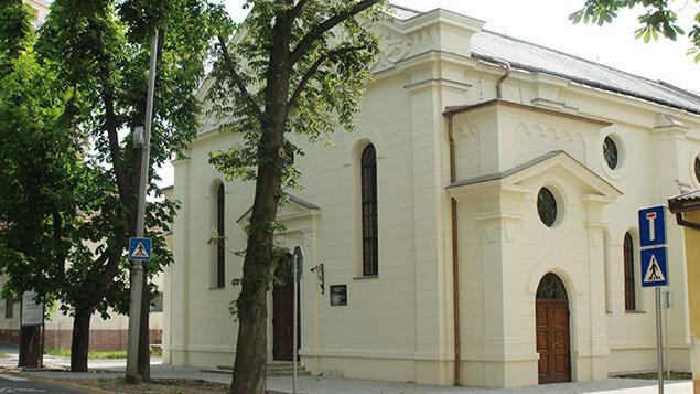 Otváracia konferencia k projetku Obnova národnej kultúrnej pamiatky židovská škola