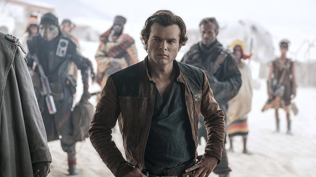 Solo: Star Wars Story - Vstupné pro mládež