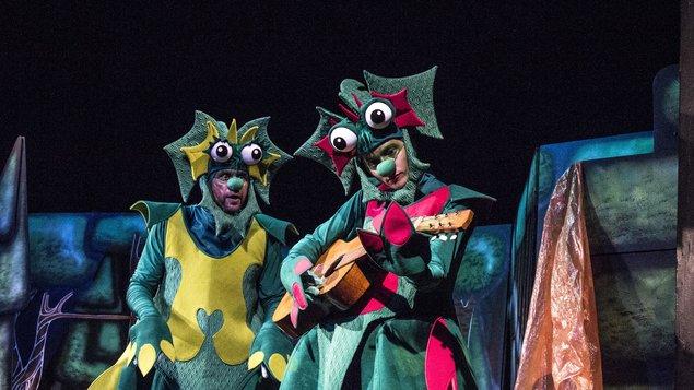 Začarovaný les - dětské divadelní předplatné