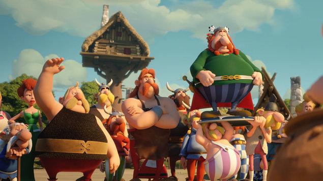 Asterix a tajemství kouzelného lektvaru - Vstupné pro děti a mládež
